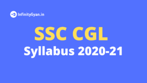SSC CGL Syllabus 2020: Exam Pattern-Tier I, II, III & IV in Detail